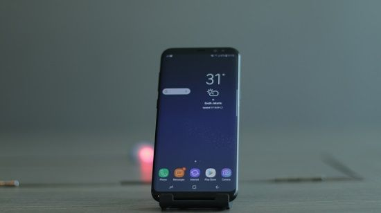 Review Samsung Galaxy S8 Plus 9