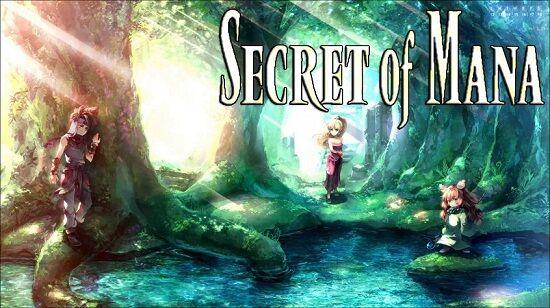 Secret Of Mana Remake De675