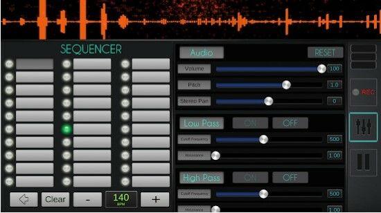 Aplikasi Dubstep Music Maker Ef984
