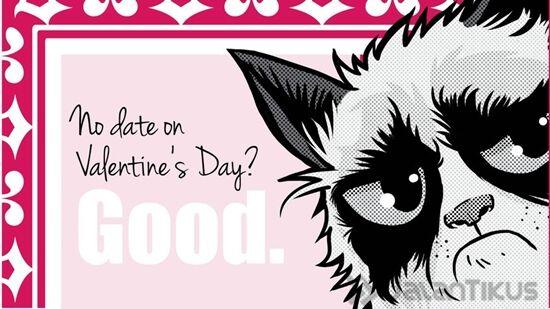 18 Kata Kata Lucu Yang Bisa Digunakan Untuk Menolak Hari Valentine 11