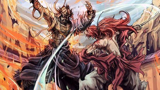 Kenshin Vs Sishio