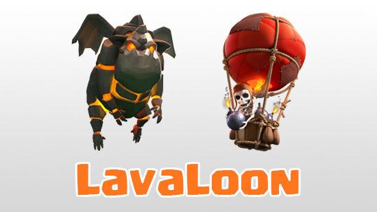 Lavaloon