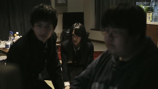 Review Film Horror Terbaru Eyes 2015 Jepang