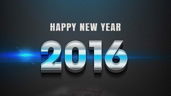 Wallpaper Hd Tahun Baru 2016 12
