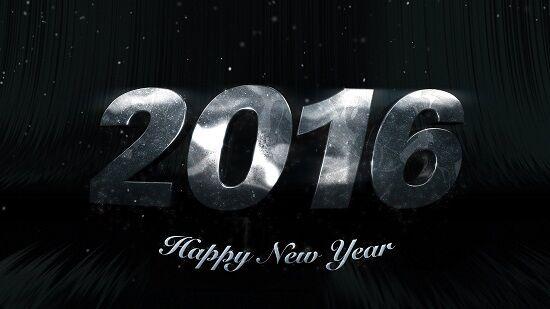 Wallpaper Hd Tahun Baru 2016 3