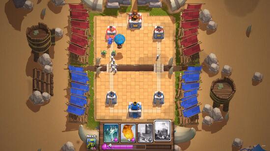 Clash Royal Game Baru Dari Supercell 1