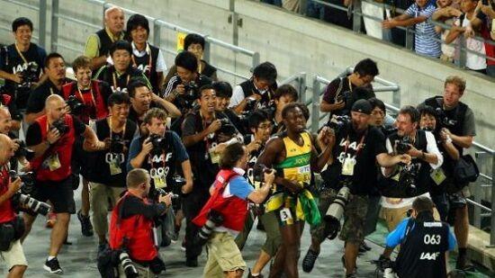 Aksi Berani Para Fotografer Olahraga 1