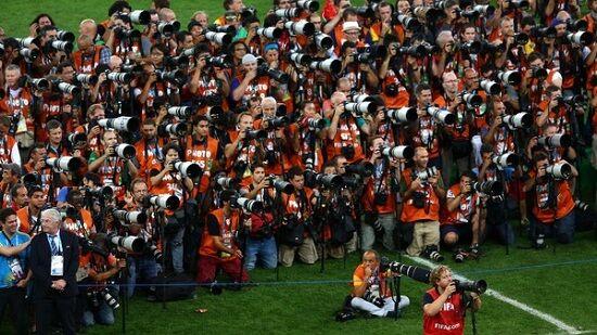 Aksi Berani Para Fotografer Olahraga 5