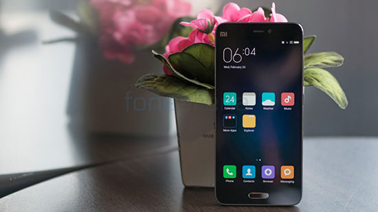 Smartphone Paling Cepat Versi Antutu Xiaomi Mi 5