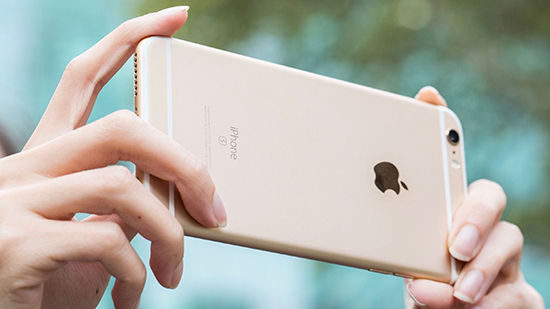 kamera dengan respon paling cepat apple iphone 6s plus