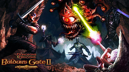 Game Non Freemium Terbaik Dengan Grafis Paling Menawan Baldurs Gate