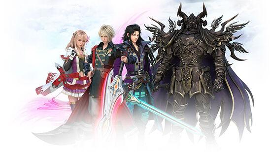 Square Enix Games Final Fantasy Brave Exvius