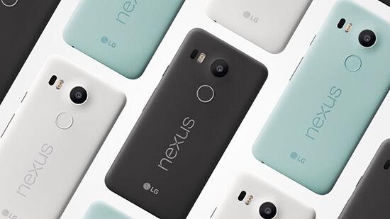Nexus 5x 1