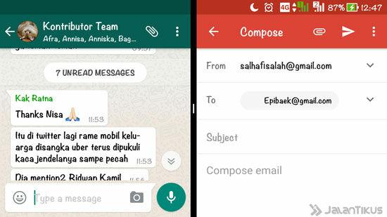 Android Nougat Zenfone 3 4