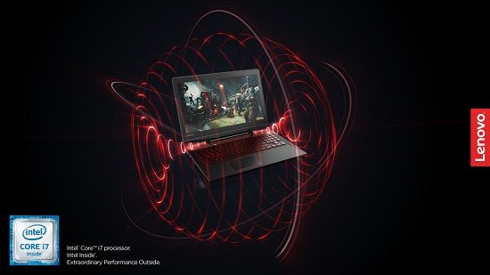 Kecanduan Main Game Lenovo Legion Y720 6