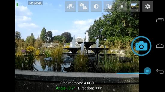 Open Camera Aplikasi Kamera 1