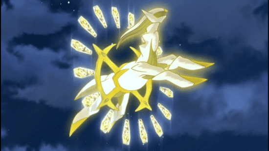 Pokemon Legendaris Yang Terkenal 9