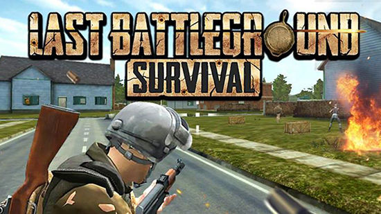 Game Survival Battle Royale Survivor Last Battleground