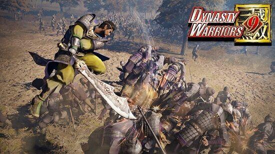 Dynasty Warrior 9 Af2ef