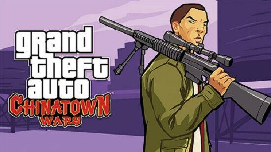 Grand Theft Auto Chinatown Wars Efc5c