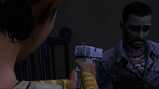 Lee The Walking Dead 721c5
