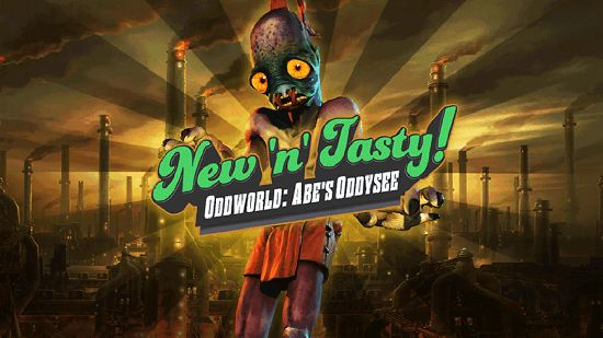 Oddworld New N Tasty Bb97a