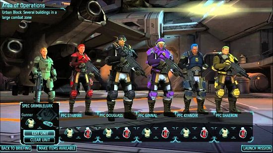 XCOM Enemy Within The Long War