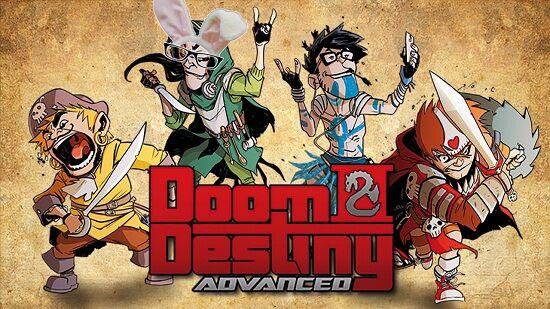Doom And Destiny Advanced 82242