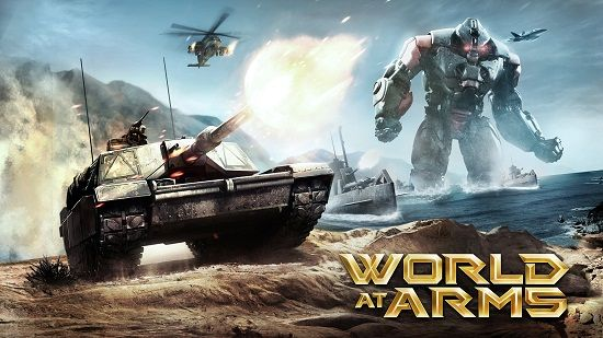 World At Arms C815f