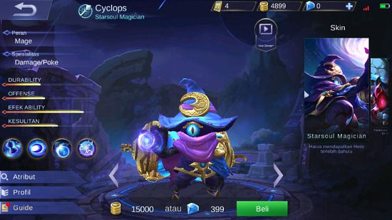 Cyclop 70190