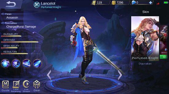 Lancelot 00f60