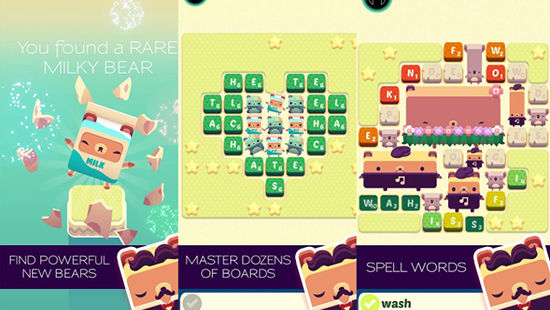 Tandout Indie Alphabear