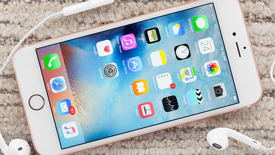 Smartphone Dengan Performa Paling Cepat Aple Iphone 6s