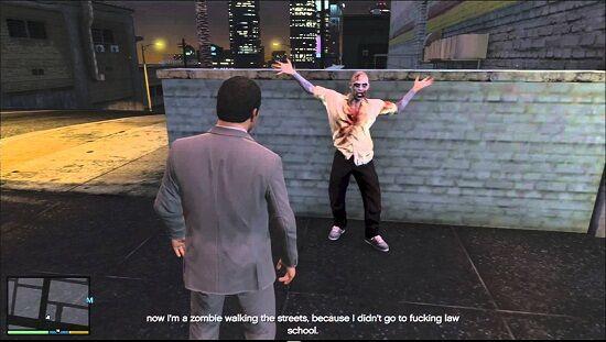 Wabah Zombie