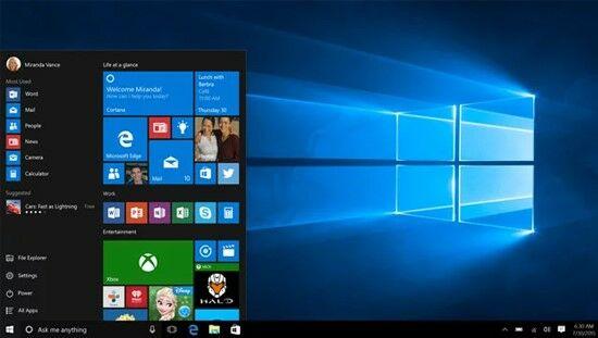 Windows 10 8646c