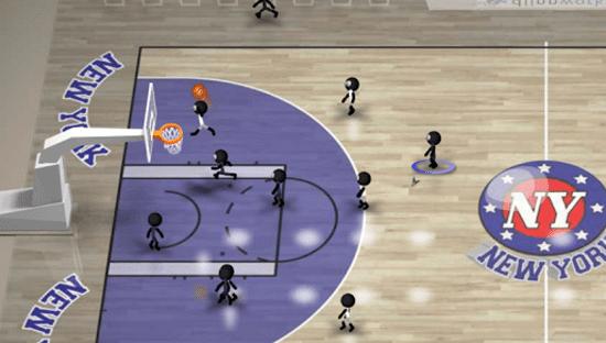 Download Stickman Basketball Apk