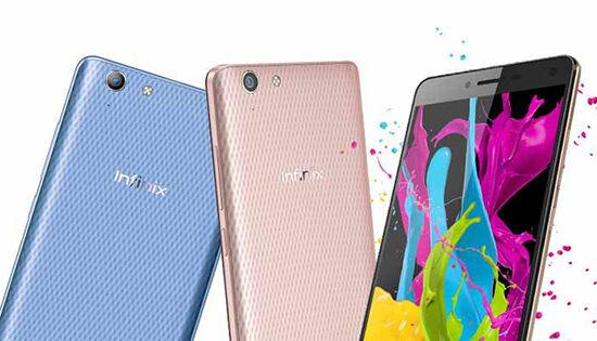 Smartphone Android Dual Sim Infinix