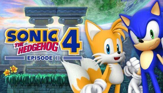 Sonic 4 F9072