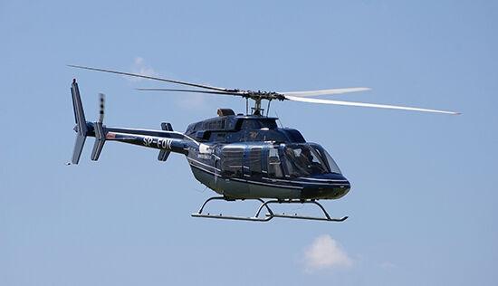 Heli Bell 407