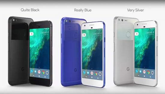 Warna Baru Google Pixel