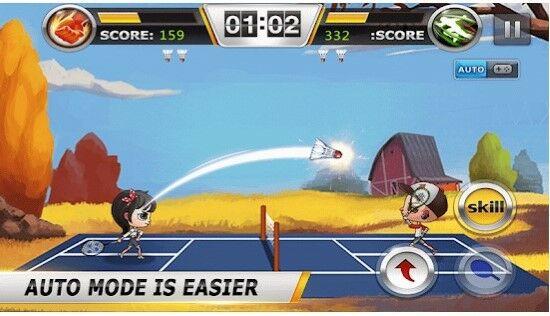 Game Badminton 3d 86027