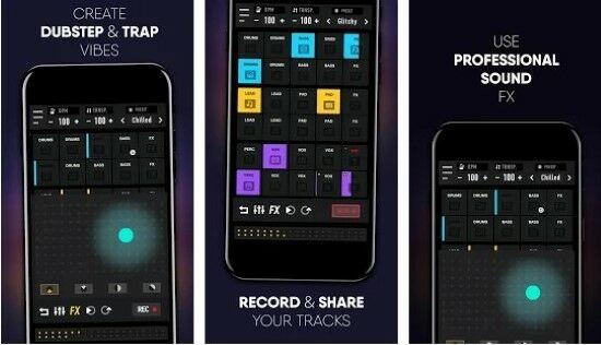 Aplikasi Dubstep Mix Pads 2 6ef3d