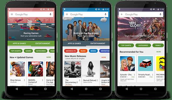 Download Aplikasi Di Google Play Store