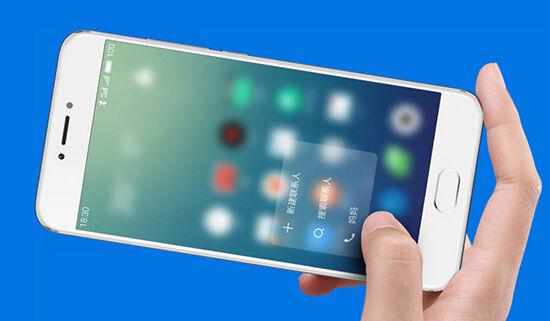 Smartphone Dengan Performa Paling Cepat Meizu Pro 6