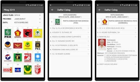 Aplikasi Situs Informasi Pemilu 3 5ca56