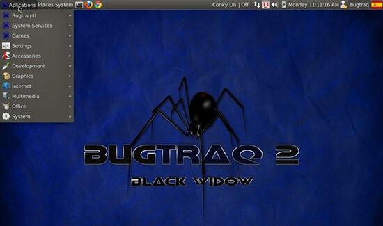 Sistem Operasi Untuk Hacker Terbaik Bugtraq