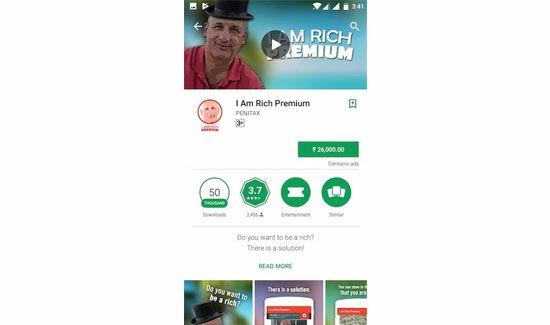 Aplikasi Unfaedah I Am De15c