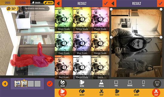 Cara Foto Kembar Di Android