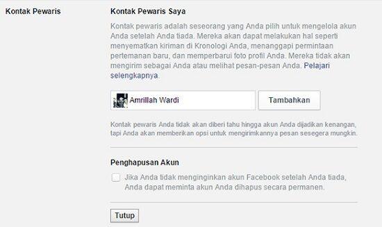 Hal Terlarang Di Facebook 7