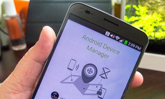Cara Melacak Smartphone Hilang Dengan Adm